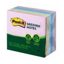 3M 5416-RP-AP 綠材質便條紙紙磚(紙色)